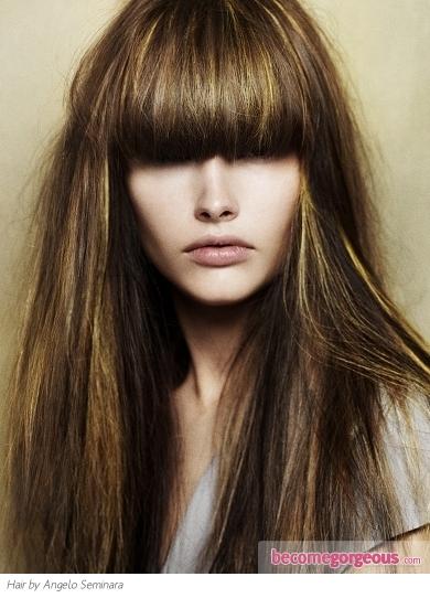 Dark Brown Hair Color