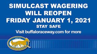 Buffalo Raceway Simulcasting