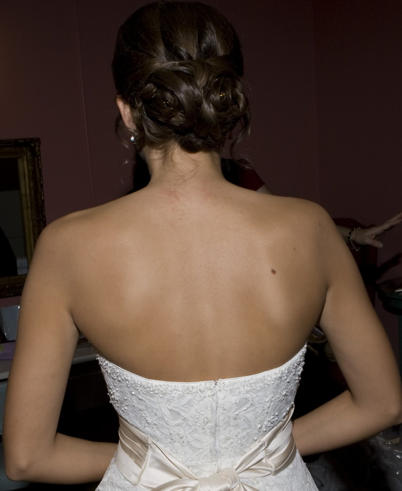 the girl with broad shoulders: ...in the city of broad ...