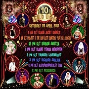 CLUB LION'S 10TH YEAR ANNIVERSARY