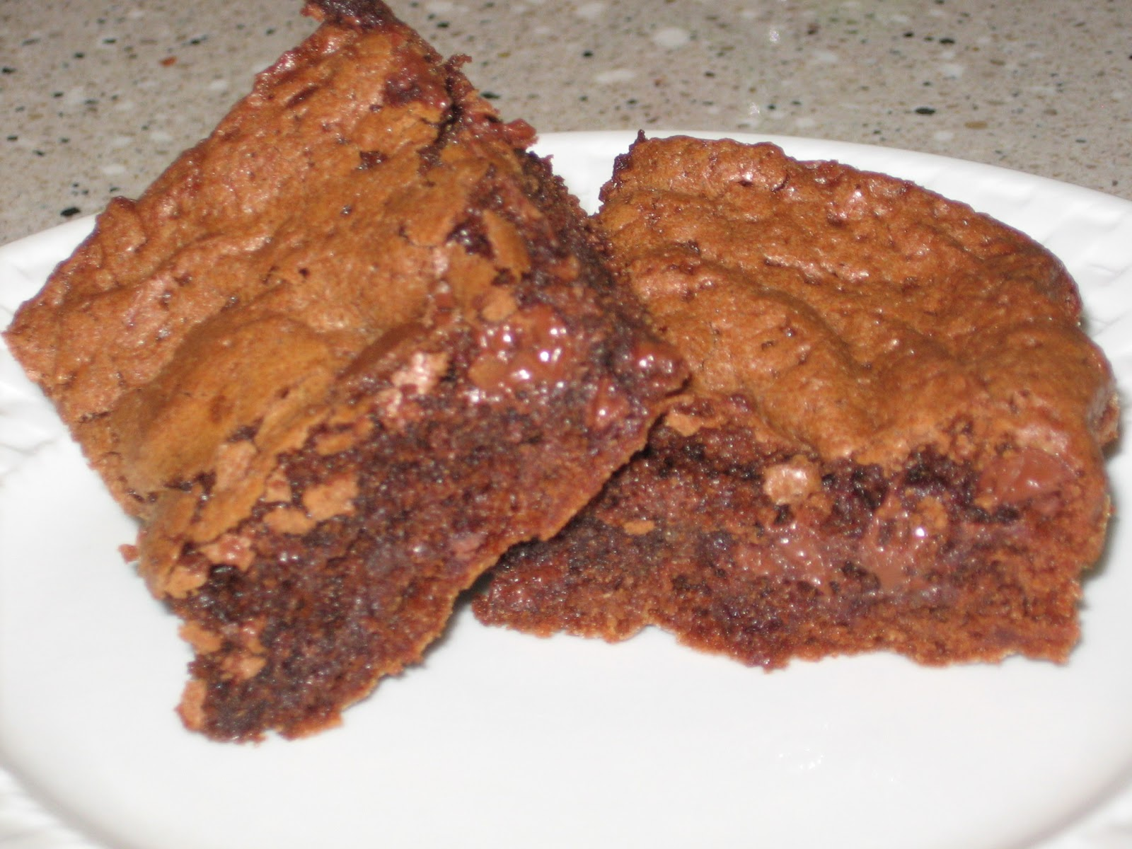 "Best"" Brownies from Internet Search Gluten Free 