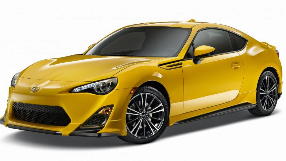 News - Scion selects builders for SEMA FR-S Tuner Challenge
