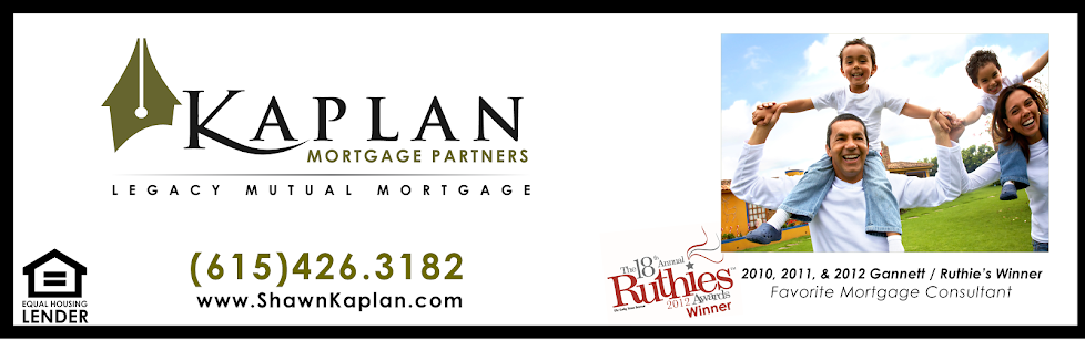 Shawn Kaplan - Middle Tennessee's Mortgage Expert