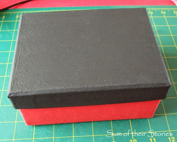 box for card game