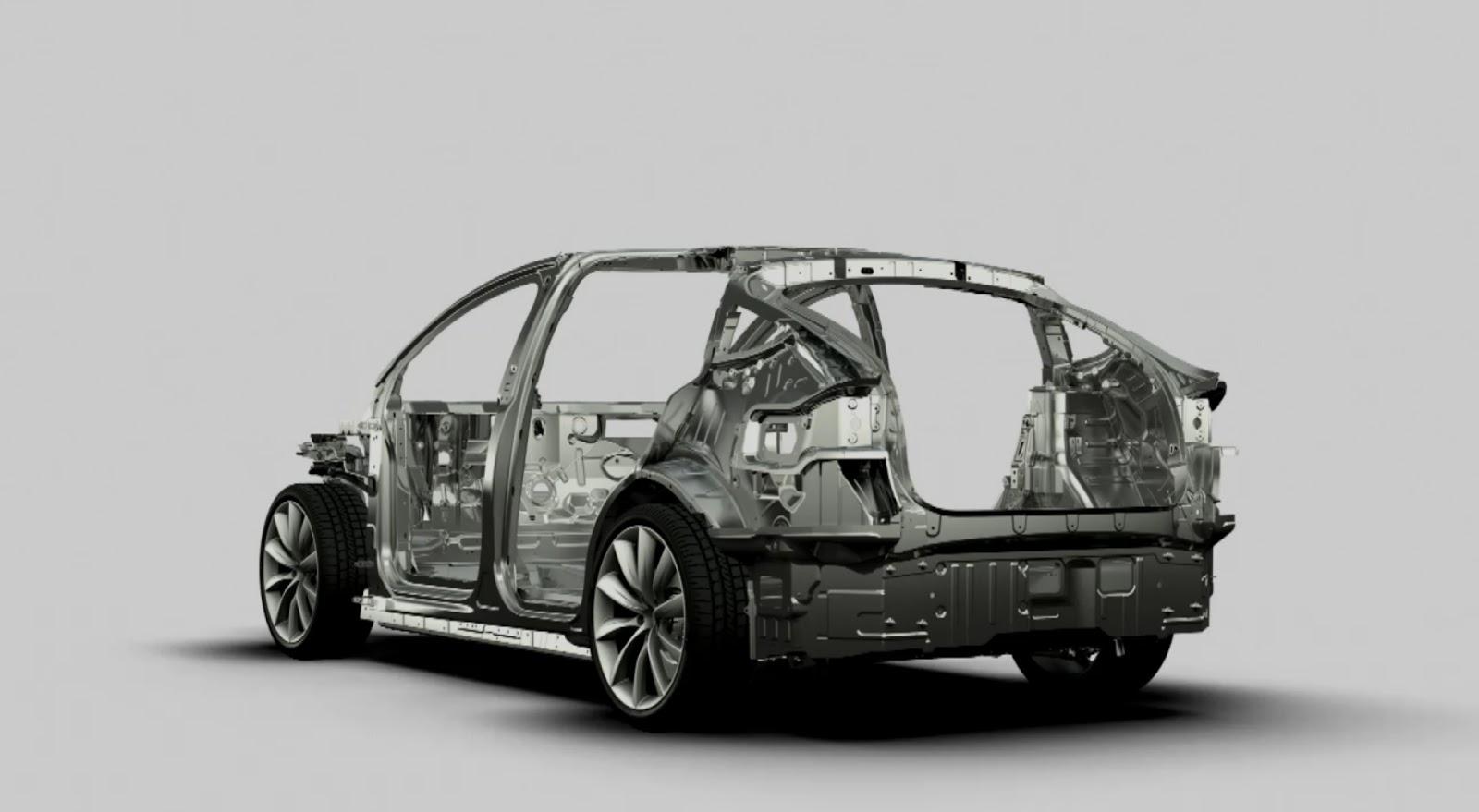 Tesla Model X (2016) 4