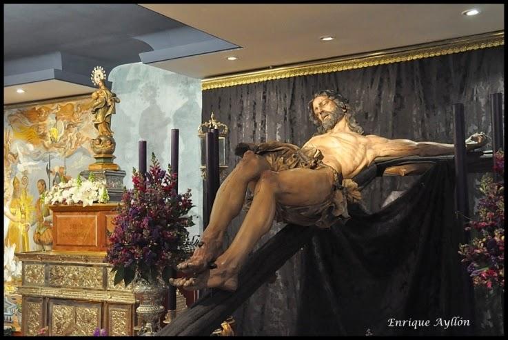 Besapiés- al- Santísimo- Cristo- de- Pasión- y- Muerte