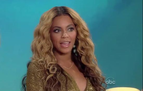 In Case You Missed Beyonce On 'The View' Today, Here's Her Interview + Performances