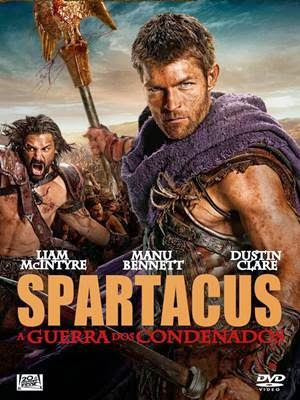 Download Spartacus A Guerra dos Condenados 3ª Temporada Completa DVDRip Torrent