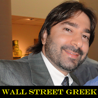 Wall Street Greek, Markos Kaminis