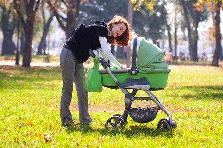 bebekle gezmek, bebekle dışarı çıkmak