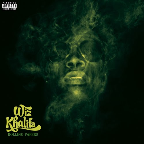 wiz khalifa rolling papers cover art. Album Art: Wiz Khalifa
