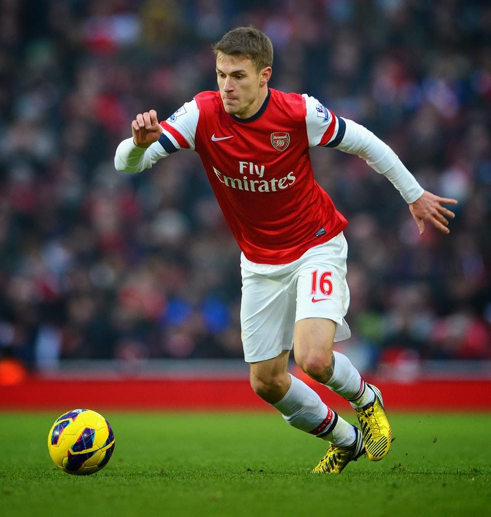Ramsey Backs Arsenal Up