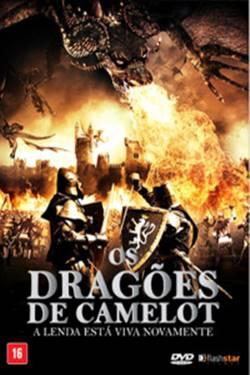 Capa Os Dragões de Camelot Torrent Dublado