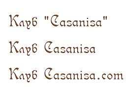 CASANISA.COM