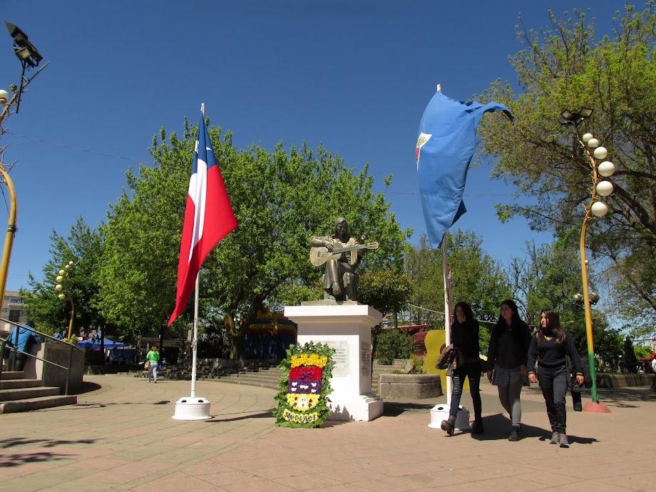 Homenaje 99 años a Violeta Parra 2016 en San Carlos