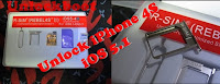 Unlock iPhone 4S on iOS 5.1
