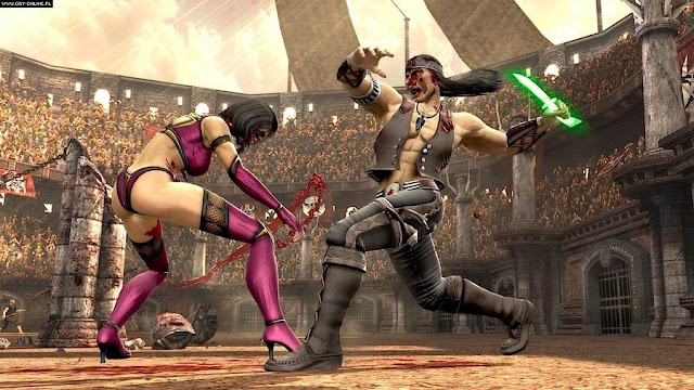 Free Download Game Mortal Kombat Komplete Edition Full Version