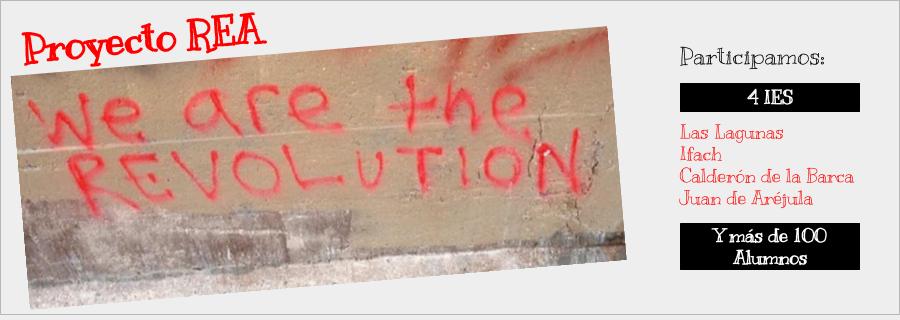 REA Somos la revolución