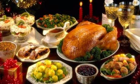 Latest Items Christmas Dinner