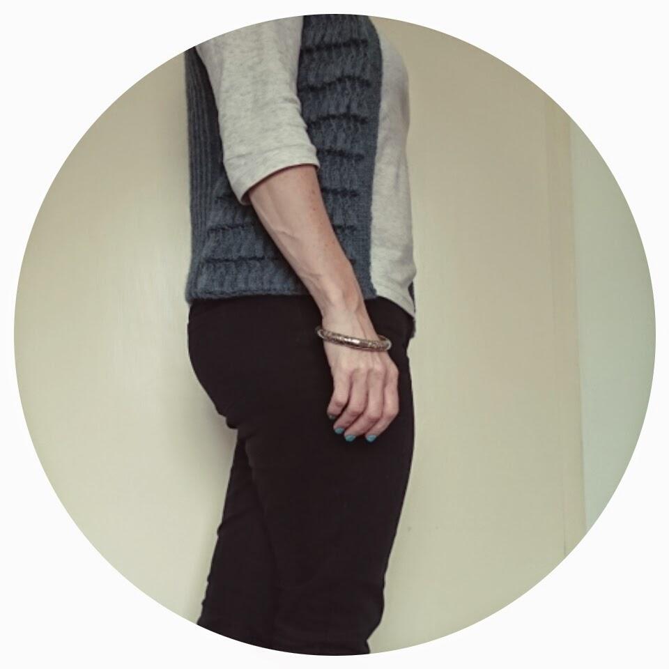 isager vest knitting danish nightingale