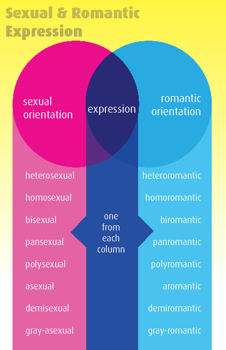 What does aromantic demisexual mean