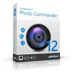 Ashampoo Photo Commander 12 Icon
