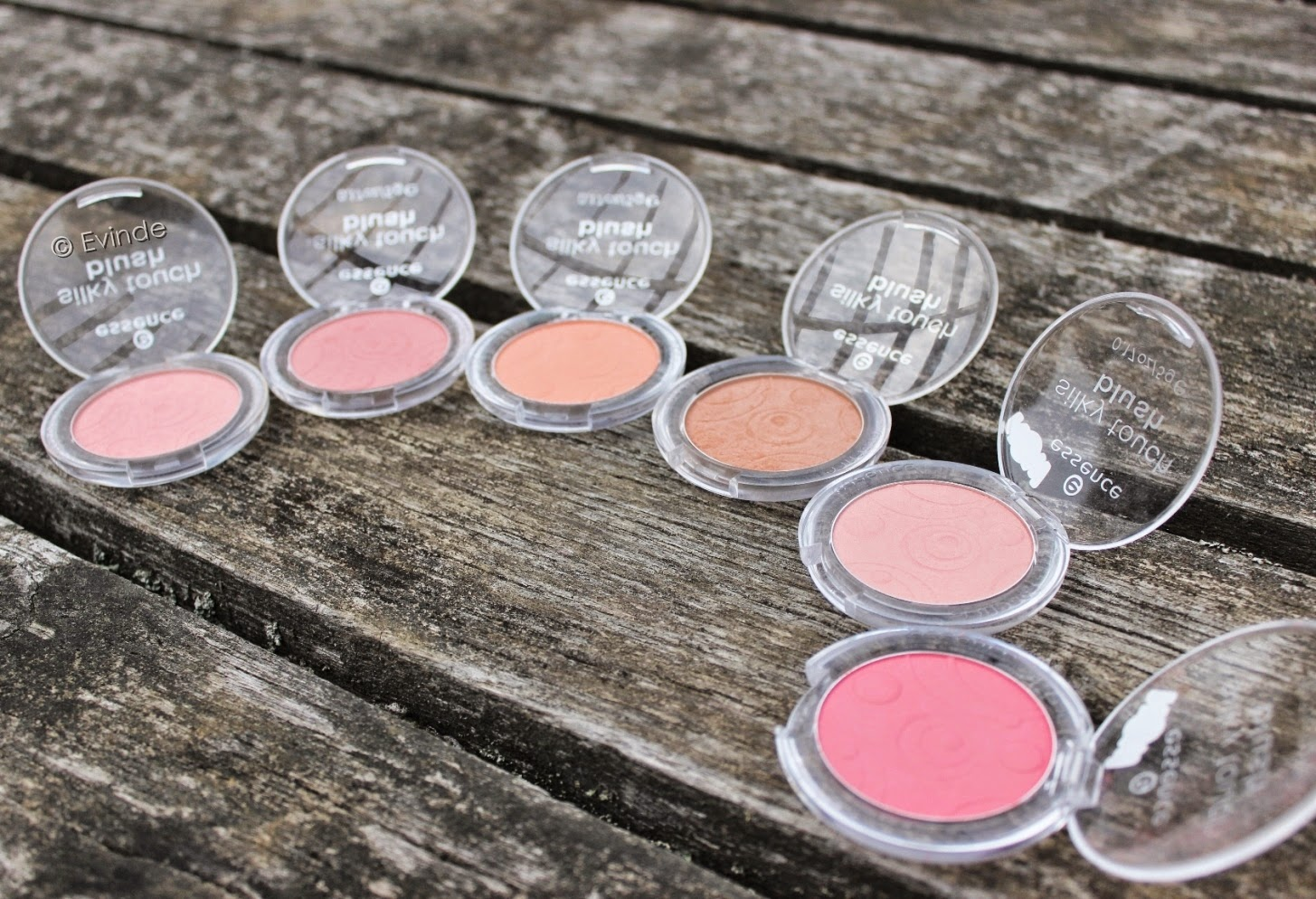 essence silky touch blush review