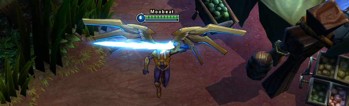 kayles wings are now - photo #1
