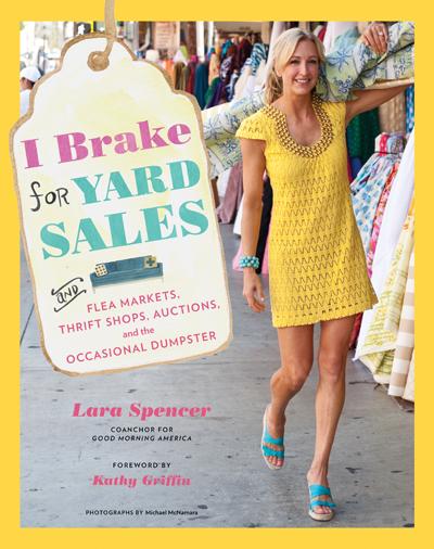 Focal point styling girl crushing on lara spencer i for Lara spencer flea market show