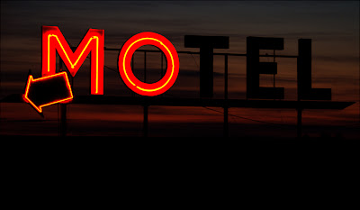 Coulee City motel.