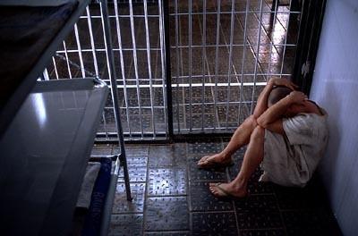 Adult imprisoned juvenile risk