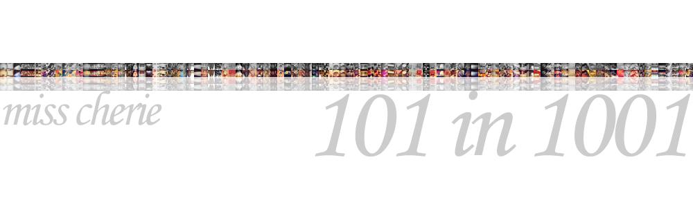 Miss Cherie | 101 in 1001