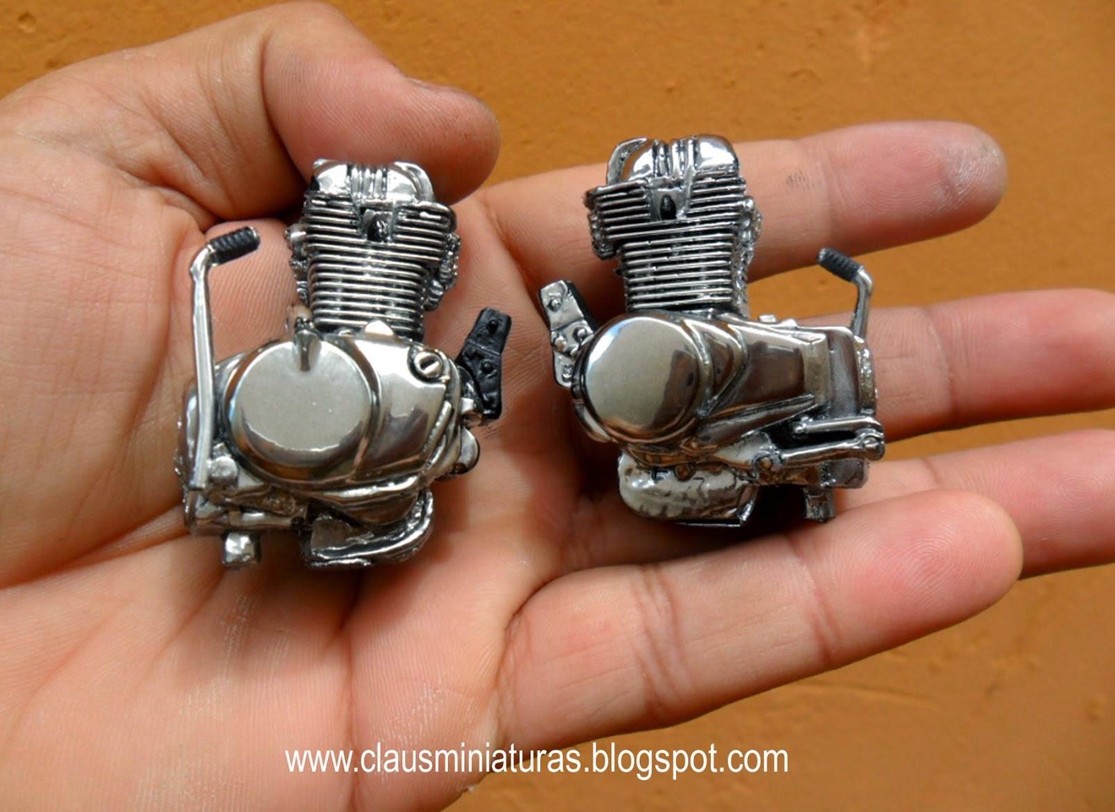 miniatura+motores - NOS MÍNIMOS DETALHES!