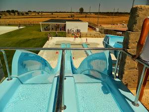 Disfruta del video del complejo deportivo de la nueva piscina, inaugurado durante nuestro gobierno