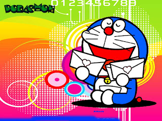 wallpaper doraemon HD