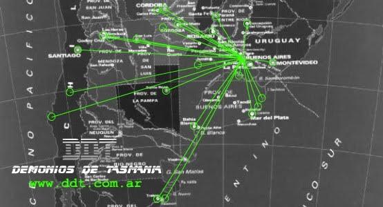 DDT-Demonios De Tasmania Fechas 1992-2017