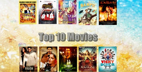 Top 10 biggest box office hits 2012 hindi movies auto - Top bollywood movies box office collection ...