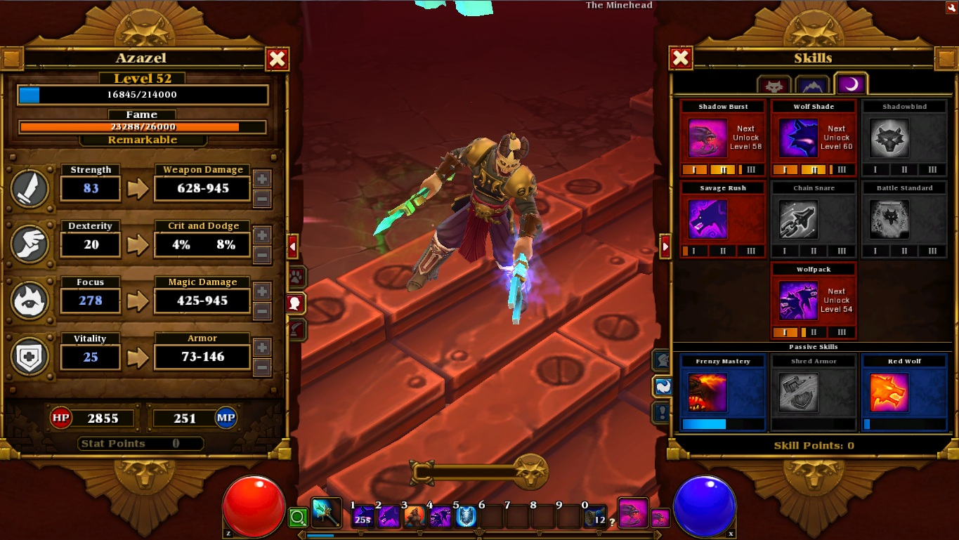 Torchlight  Classes Builds