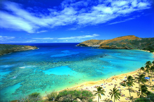 Foto Pemandangan Pantai Terindah di Dunia 2013