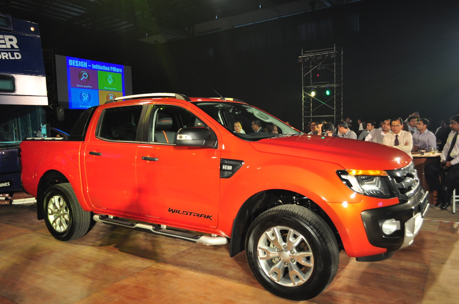The all new ford ranger launched price starts from rm 90k