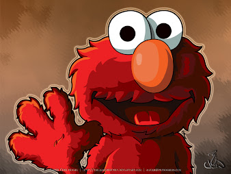 #6 Elmo Wallpaper