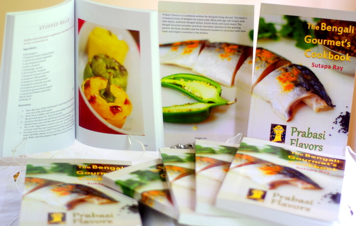 Cookbook the bengali gourmets blog this book is a treasure trove of delights for every cook filled with age old recipes with new twists authentic bengali dishes fusion food forumfinder Images