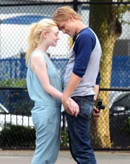 Boyd holbrook and dakota fanning