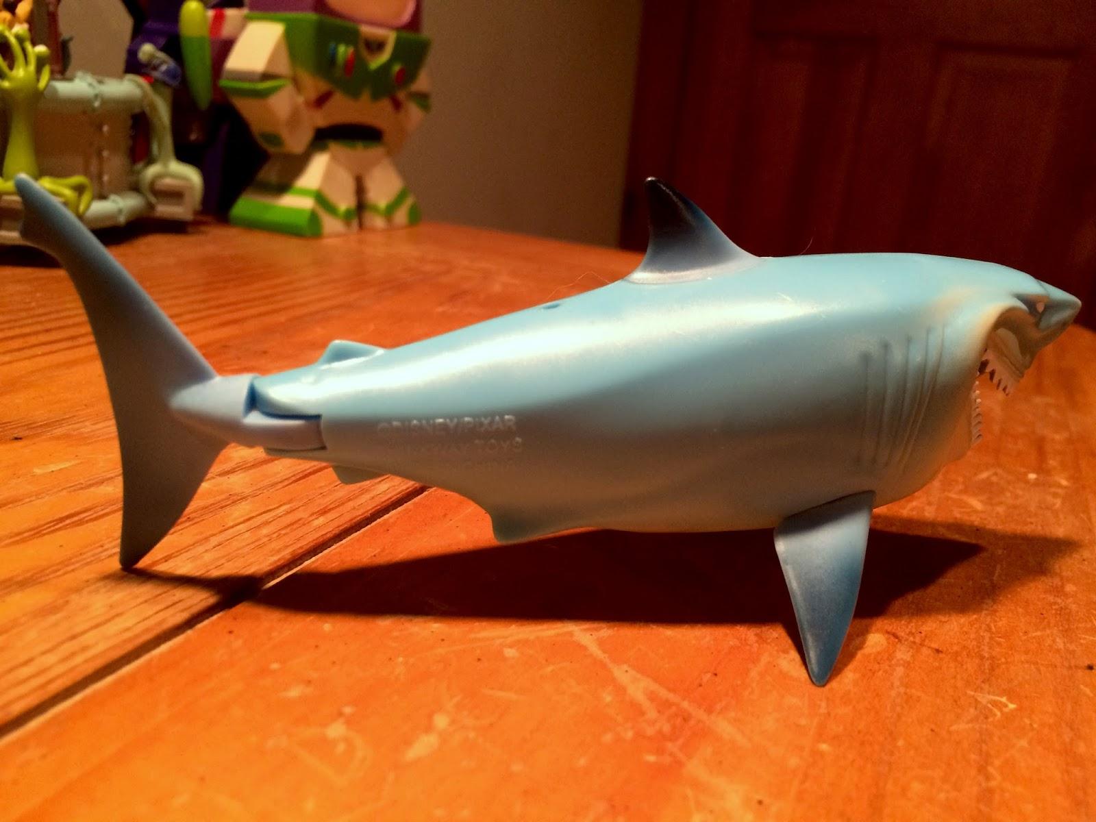 Finding Nemo Toys : Dan the pixar fan finding nemo thinkway toys bruce figure