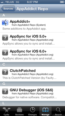 AppAddict Versions