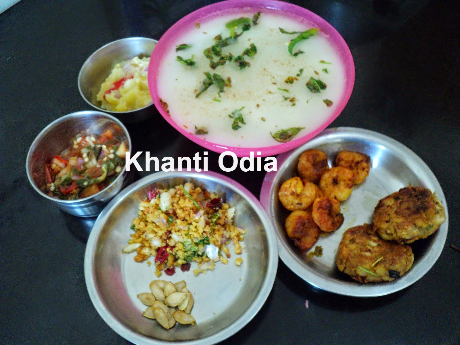 Popular recipes from Odisha