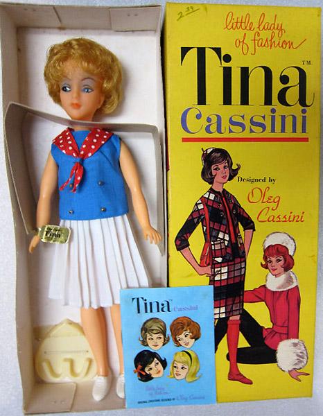 tina cassini tierney - photo #7
