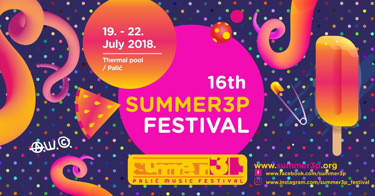 XVI Summer3p festival