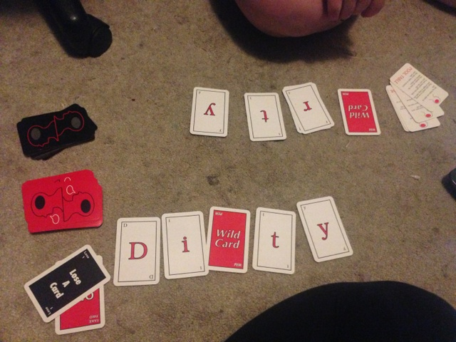 dirty minds card game instructions