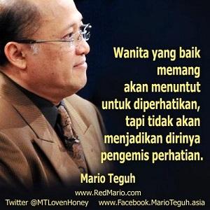 DP Mario Teguh